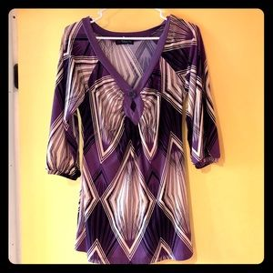 Retro Style Tunic by Volume One
